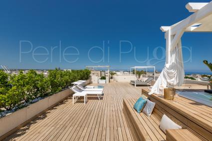 Bed and Breakfast - Marina di Marittima ( Otranto ) - AS Atlantide | Junior Suite Deluxe